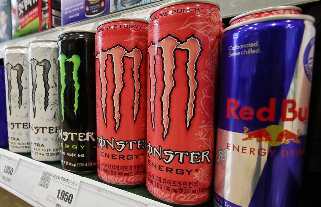 Researchers Link Energy Drink Consumption to Allergies