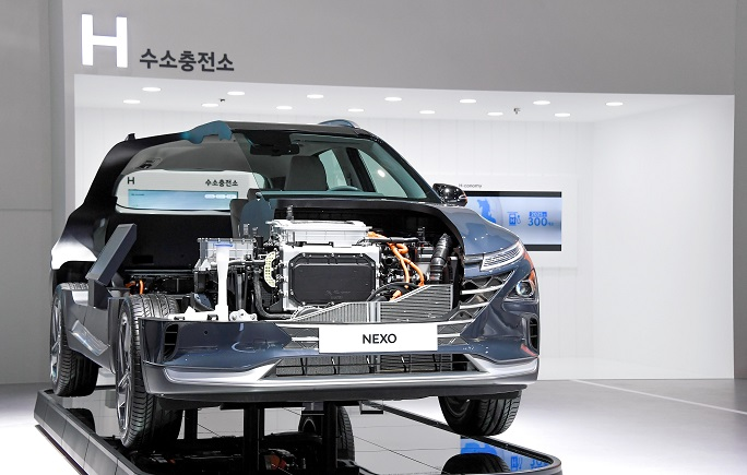 Hyundai to Build Hydrogen Fuel Cell Plant in China