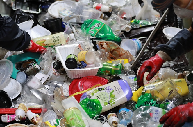 Kakao Begins Plastic Recycling Project for Eco-friendly Consumption