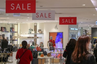 Retail Sales Up in Nov. on Nationwide Sales Event