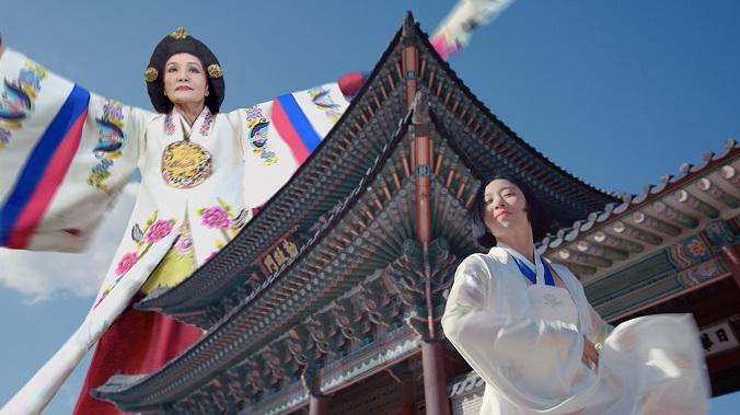 Korean Traditional Dance Meets K-pop on YouTube