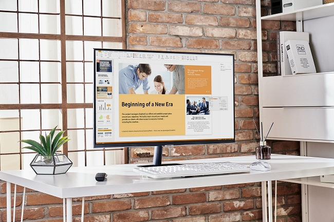 Samsung Ranks 5th in Global Computer Monitor Market in Q3