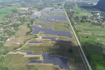 Hanwha Energy Starts Commercial Production at Malaysian Solar Plant