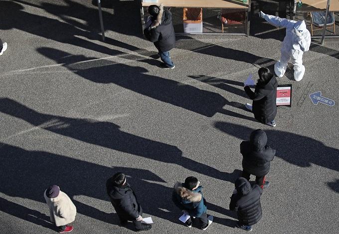 S.Korea reports record virus cases