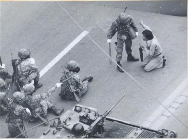Soldiers Killed During Gwangju Uprising Recognized as Dead on Duty, Not War Dead