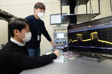 Research Institute Develops Optical Repeater to Boost 5G Service