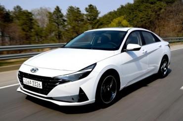 Hyundai's Avante Compact Named North American Car of the Year
