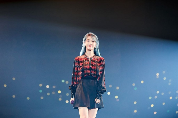 Songstress IU's Single Regains Popularity 10 Years After Release