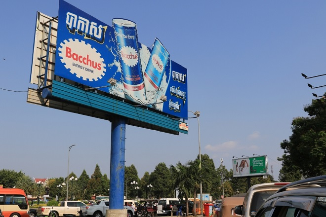 Soaring Demand in Cambodia for Korean Beverages