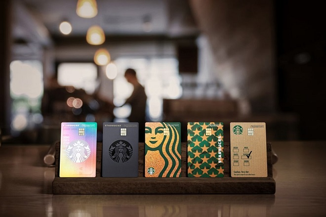 Card Issuers Appeal to Starbucks Fans with Exclusive Benefits