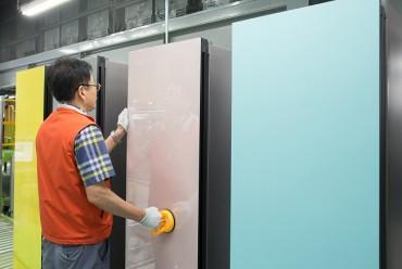 Samsung's Customizable Home Appliance Shipments Top 1 Million Units