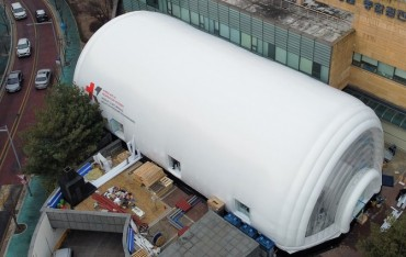 KAIST Develops Mobile Negative Pressure Isolation Rooms to Combat Pandemic