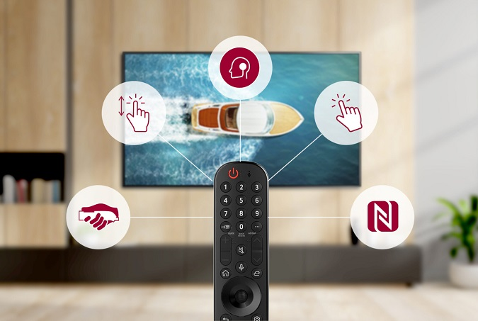 LG Unveils Upgraded Smart TV Platform with New Voice Controls