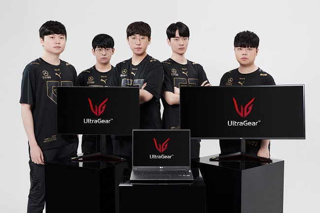 LG Electronics Inks Partnership with Esports Firm Gen.G