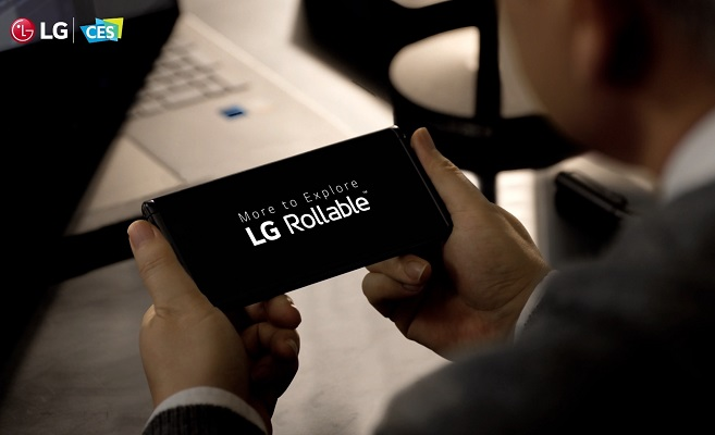 LG May Ditch Plan for Rollable Smartphone Upon Biz Restructuring