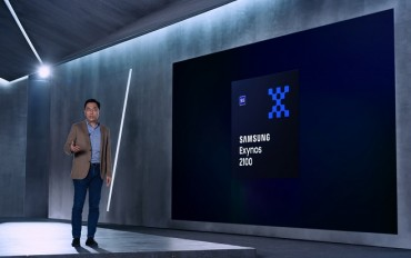 Samsung Introduces New Exynos Mobile AP for Premium Devices