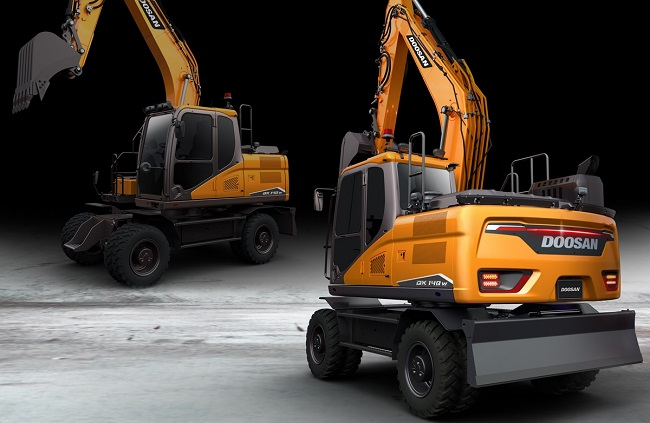 Doosan Infracore's Sales Up 18 pct in S. Korea in 2020