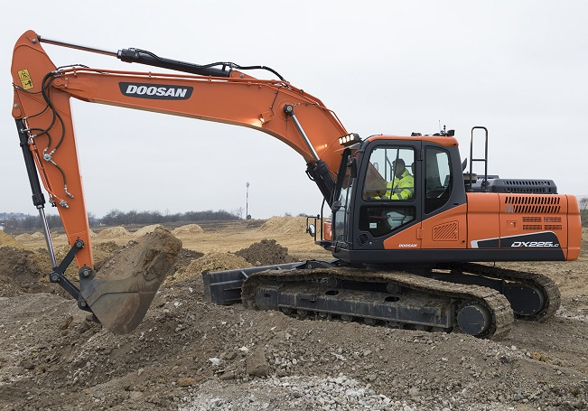 Doosan Heavy Sells Stake in Doosan Infracore for 850 bln Won