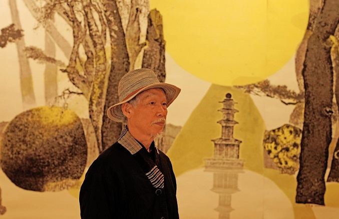 Book on Korean Art Master of Traditional Painting to be Released in U.S. This Year