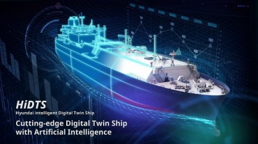Korea Shipbuilding Introduces Virtual LNG Carrier