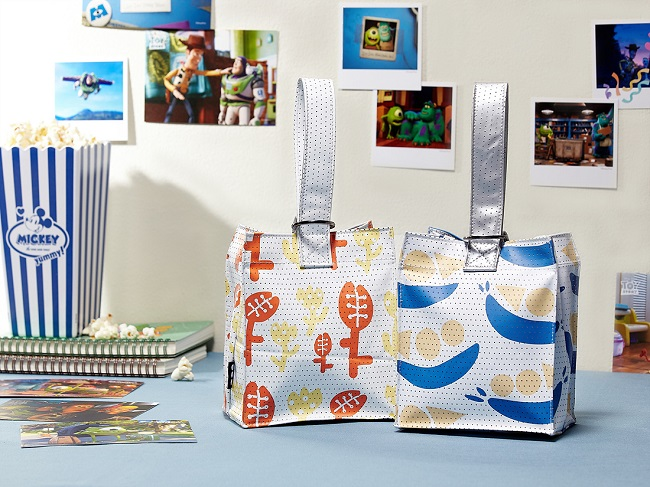 CGV Transforms Old Projection Screens into Bags