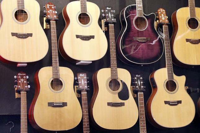 South Koreans Pick Up Musical Instruments to Overcome COVID-19