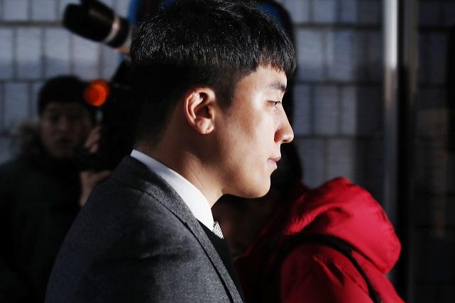 Ex-BIGBANG Member Seungri Additionally Indicted for Inciting Assault