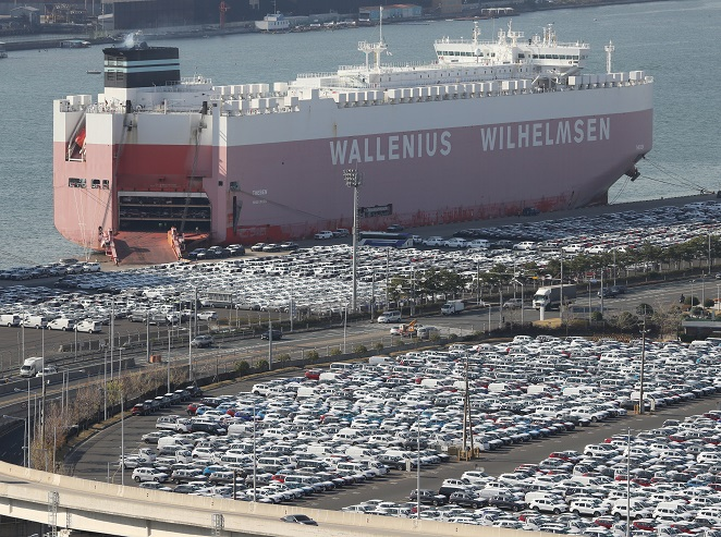 Q1 Auto Exports Up 17 pct on Increased Demand for SUVs, Eco-friendly Cars