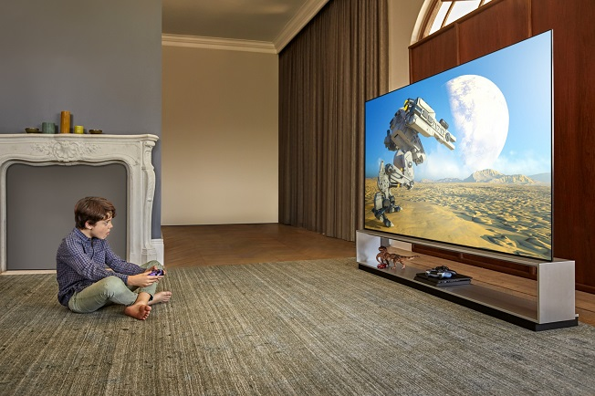 Google's Cloud Gaming Service to be Available on LG's Smart TVs