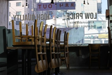 Hundreds of Cafe Owners File Lawsuit Against Gov't over COVID-19 Losses