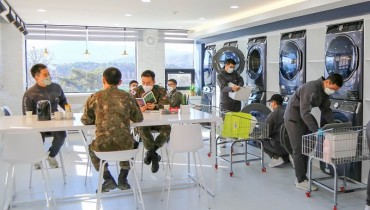 Army to Introduce Modern Laundry Facilities