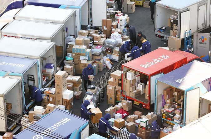 Delivery Workers, Employers Reach Agreement on Preventing Overwork