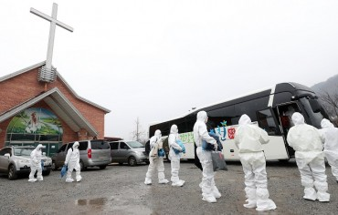Koreans Grow Tired of Protestant Churches Ruining Quarantine Efforts