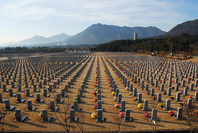 National Cemeteries Restrict Visits During Seol Holiday to Prevent Virus Spread