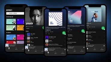 Spotify Suspends Music Streaming Service of K-pop Provided by Kakao M