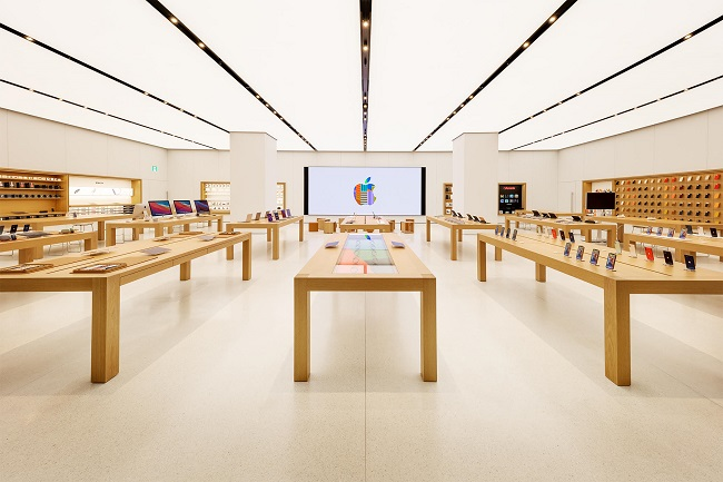 Apple to Open 2nd Store in S. Korea This Week