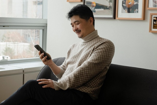 Kakao Founder Pledges to Donate Half of Assets