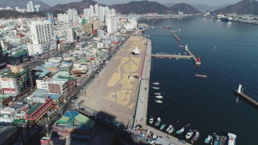 Masan Port to Welcome New Urban Forest