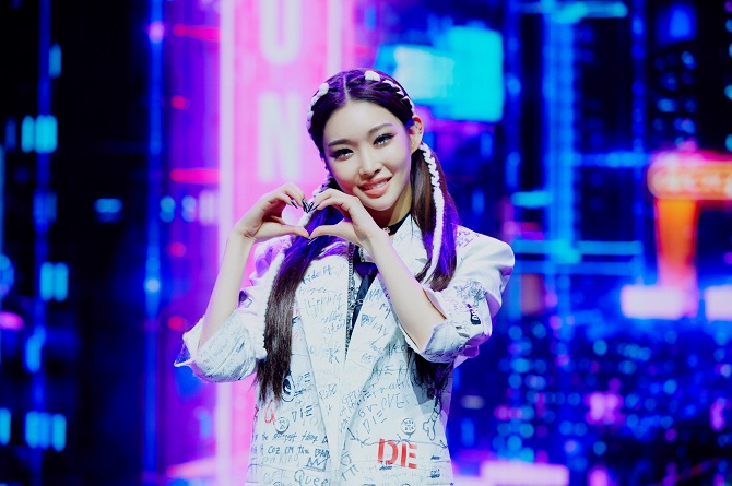 K-pop Soloist Chungha Hopes to Provide 3-min Relief for Fans with New Music