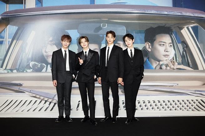 SHINee Says Vigor, Passion Drove New Album Following Military Enlistment Hiatus