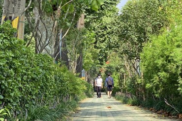 Seoul City to Plant 400,000 Trees to Reduce Air Pollution