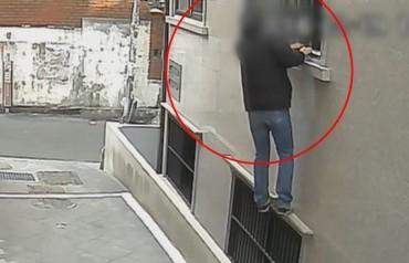 Burglaries Drop as South Koreans Stay Indoors