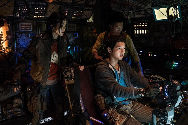 'Space Sweepers' Tops Netflix Movie Chart