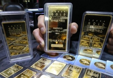 Gold Prices Hit 10-month Low on Hope of Economic Recovery
