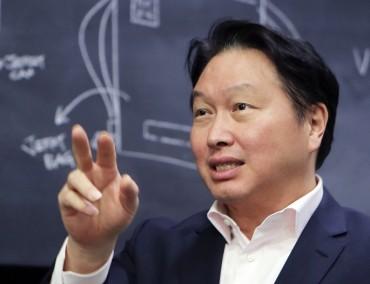 SK Chairman Focuses on Alternative Foods Market for ESG Investment