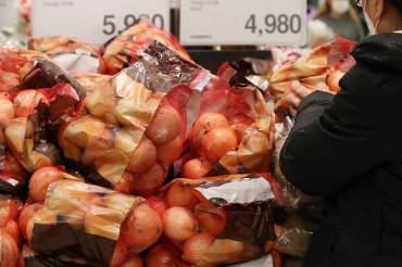 S. Korea's Imports of Onions More than Quadruple on Weak Output