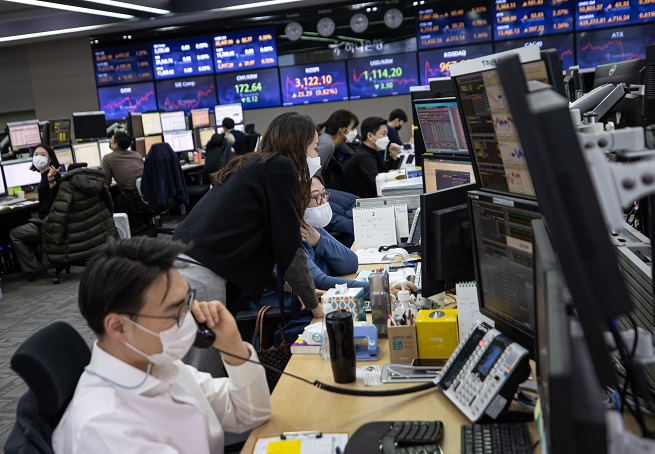 S. Korea to Extend Ban on Stock Short Selling Until May 2