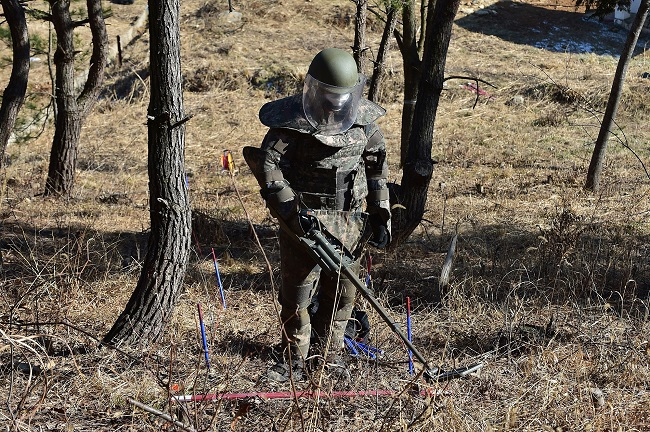 120 Service Members Complete Army's New Mine-removal Training Program