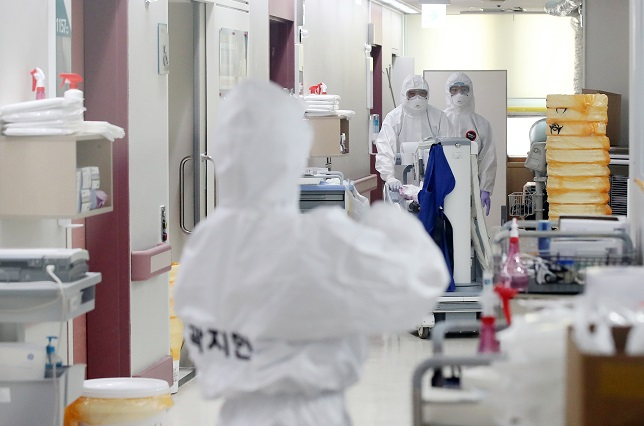 S. Korea to Begin Inoculation on Feb. 26, Administering AstraZeneca's Vaccine to Seniors on Hold