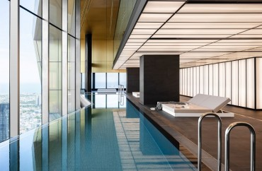 Highest Pools in the Southern Hemisphere Unveiled at Australia 108